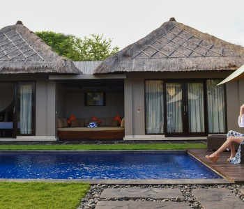 Inquiry Form - Happy Leisure Package at Two Bedroom Pool